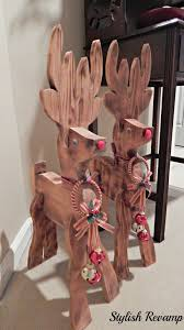 Wood Crafts For Gifts by Best 25 Wooden Christmas Crafts Ideas On Pinterest Rustic
