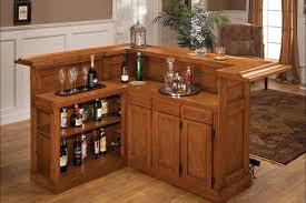 Wine Cabinet Furniture Refrigerator Bar Endearing Modern Kitchen Design Offer Beauty Floral