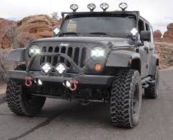 Led Lights Jeep Wrangler Jeep Wrangler Specific Led Fog Lights Yes They U0027re Here Better