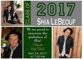 graduation announcement graduation announcements by silhouette photography