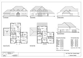 self build house plans ireland