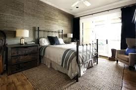 beds rustic modern bedroom pinterest contemporary decor retreats