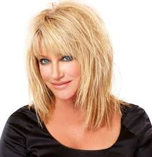 how to cut your own hair like suzanne somers image result for over 50 blonde long shag hairstyles hair