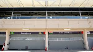 lexus bahrain crash hrt u0027s garage doors stay closed in bahrain