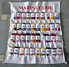 Nautical Code Flags Amazon Com U S Navy Signal Code Flag Set Set Of 40 Flag With