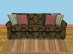 Clayton Marcus Sofa by Shop For Vaughan Bassett Arched Slat Headboard 5 0 300 559 And