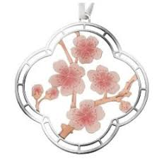 cherry blossom ornament eparks where your purchase supports