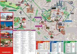 Hop On Hop Off New York Map by Maps Update 12001430 Milan Tourist Attractions Map U2013 14 Top