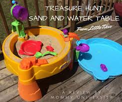 little tikes sand and water table brain boosting outdoor fun with little tikes treasure hunt sand and