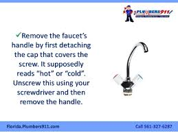 Leaky Kitchen Faucet The West Palm Beach Plumber U0027s Manual On How To Fix A Leaky Kitchen Fa U2026