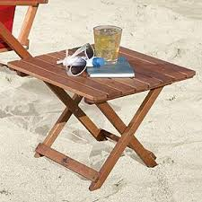 compact folding beach table sandy neck beach table cape cod beach chair company