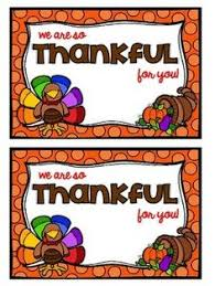 free team thanksgiving cards a way for students to show