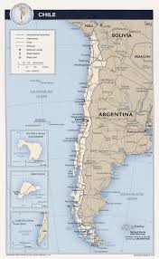 Patagonia South America Map Bright Horizons 16 Cruise U2014 Itinerary Page