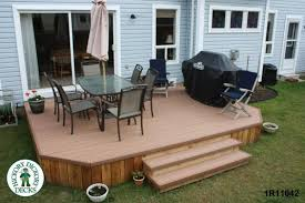 deck without railing this simple deck plan is great for the do