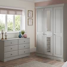 kingstown nicole bedroom furniture nicole wardrobe at relax