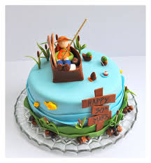 fisherman cake topper fishing cakes you can look fisherman birthday cake you can look