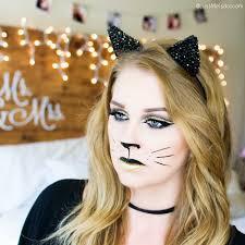 Glamorous Halloween Makeup October 2016 Just Mels