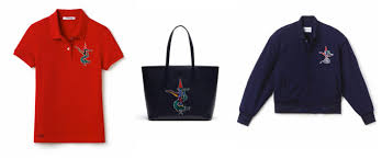lacoste belgië lacoste launches collection designed by jean paul goude