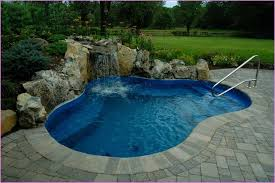 Small Backyard Swimming Pool Designs Small Backyard Inground Pool Design 1516 Best Awesome Inground