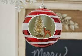 diy ornament diorama matsutake