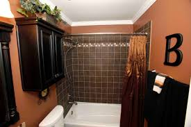 pictures of small bathroom remodels with luxury brown textile
