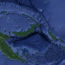 australia satellite map queensland region map aramac woocoo australia