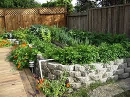 how to build a raised garden bed 12 concrete block raised bed
