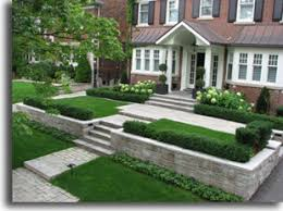 Front Lawn Landscaping Ideas Front Yard Landscaping Pleasing Front Lawn Landscaping Home
