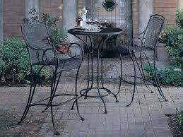 Best Wrought Iron Patio Furniture by Best Wrought Iron Patio Chairs U2014 All Home Design Ideas