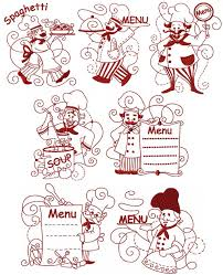 Machine Embroidery Designs For Kitchen Towels 27 Best Embroidery Machine Kitchen Images On Pinterest