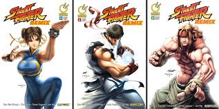 from street fighter main character name street fighter remix covers by udoncrew on deviantart