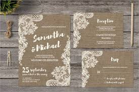vintage wedding programs wedding program template 61 free word pdf psd documents