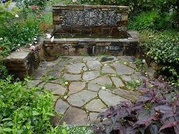 lawn u0026 garden cute small garden decor ideas with grey cubical
