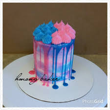 baby shower gender reveal gender reveal cake baby shower cake cake decorating