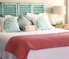 themed headboards dishfunctional designs upcycled new ways with window