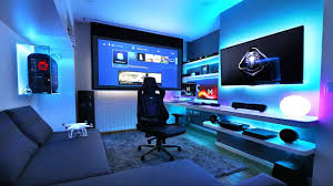 47 epic video game room decoration ideas for 2017 game rooms