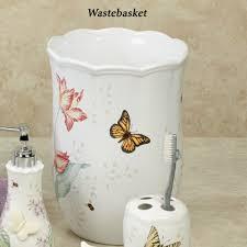 Porcelain Bathroom Accessories Sets Lenox Butterfly Meadow Porcelain Bath Accessories