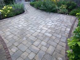 Patio Paver Prices Landscape Paver Blocks Patio Colorful Brick With Block Retaining
