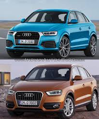 audi jeep q3 refreshed audi q3 audi a6 to launch by june in india