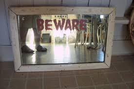 Vintage Creepy Halloween Photos Saturdays Vintage Finds Altered Scary Halloween Mirrors U0026 Photographs