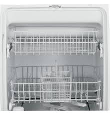 ge under sink dishwasher ge spacemaker under the sink dishwasher gsm2260vss ge appliances