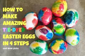 dye for easter eggs tie dye easter eggs in 4 easy steps cool picks