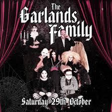 garlands halloween tickets garlands liverpool sat 29th october