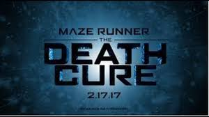 Maze Runner 3 Maze Runner 3 The Cure Trailer 1 2017 O Brien
