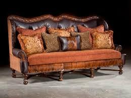 western leather sofa western sofa rustic sofa cowhide sofa comfortable sofa casual sofa