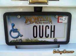 Funny Vanity Plates 100 Funny License Plates That Will Make You Laugh Out Loud
