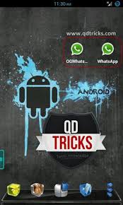 whatsapp apk last version ogwhatsapp is used to 2 whatsapp account in android mobile
