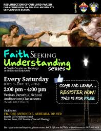 Seeking Free Series Dop Circular No 2015 081 Faith Seeking Understanding Series
