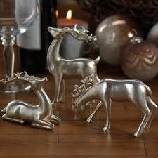 reindeer figurines you ll wayfair