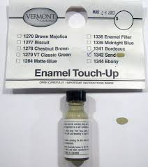 1342 sand touchup enamel paint vermont castings hechler u0027s